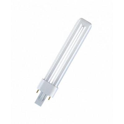 Kompaktleuchtstofflampe 7W 840 G23