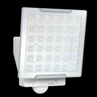 LED-Sensor-Strahler IP44 XLED PRO Square XL 48W 4400 lm 400K weiss
