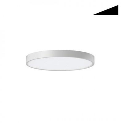 Anbauleuchte LED CRI90 UGR19  450ø  weiss, 25W 2300lm 4000°K, IP20