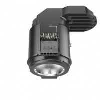 Einbauspot SPARK LED CRI95  3000K 16W 1580Lm schwarz 50°